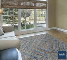 A patterned area rug  can bring effortless style to any spacenn#arearugs #arearug #interiordesign #homedesign