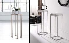 Ideas para decorar con pedestales  |  DECOFILIA.com