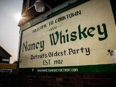 The 19 Most Important Bars in Detroit | Nancy Whiskey | Corktown
