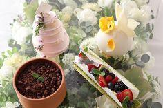 ハイアット リージェンシー 東京から「春の庭園」をイメージしたスイーツが、2017年2月20日(月)より順次発売される。2階のペストリーショップでは「庭園」をテーマに、自然の風景を表現した4種のスイー...