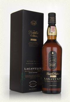 Lagavulin 1996 (bottled 2012) Pedro Ximénez Cask Finish - Distillers Edition