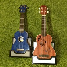 Diy ukulele stand :)