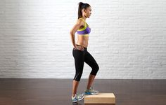 Calf Stretch  http://www.runnersworld.com/injury-prevention-recovery/5-post-race-standing-stretches-every-runner-should-do/slide/2