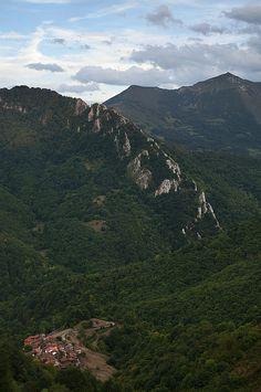 Buspriz, Parque Natural de Redes, Asturias, Spain