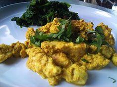 dukan diet chicken curry
