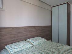 Móveis Planejados Salvador-BA - Guarda roupa e painel cama