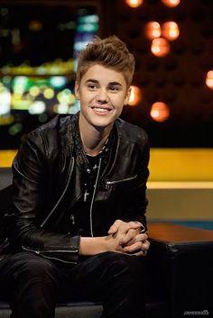 His smile:)
