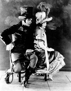 Rudolph Valentino & Gloria Swanson, Beyond the Rocks (1922)