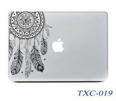 1691a615dbff NEW Colored Flowers Laptop Skin Sticker Decal For Macbook Air Pro Retina 13  Mac book inch