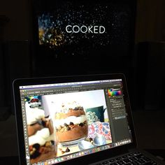 """Watching Michael Pollan's Cooked and editing photos for my website! So basically you're looking at two of my favorite things   I'm finishing up watching the episode """"Air"""" and while I'm stepping out on a limb here I totally agree with the majority of what they brought up in this episode. I don't personally believe that it's actually the gluten that's the real problem for some of us I see it as a much bigger issue.  I think the real probleM started when companies decided it was a good idea to…"""