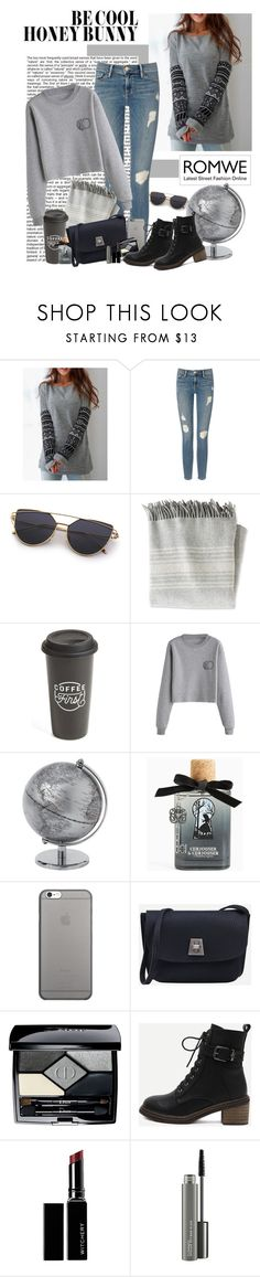 """Honey"" by polybaby ❤ liked on Polyvore featuring Frame Denim, L.L.Bean, The Created Co., Torrid, Native Union, Christian Dior, Witchery, Urban Decay and MAC Cosmetics"