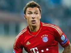 Bayern won in hard fought game against Eintracht. 1:0 Mario Mandzukic scored great goal.