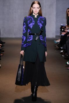 Andrew Gn Fall 2014 Ready-to-Wear Collection Slideshow on Style.com