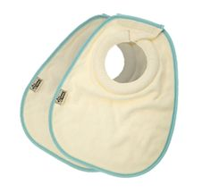 tommee tippee closer to nature milk feeding bibs (2 bibs) - Love these when it catches the milk/water dripping around the neck! - $2.99 at Mini of Mine gently used