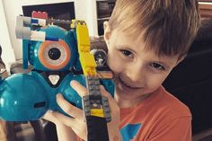9 cool coding projects for students using the Blockly app with Dot + Dash robots