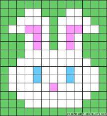"""Képtalálat a következőre: """"easter perler beads pattern"""""""
