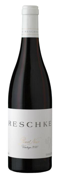 Reschke 2010 Pinot Noir  www.reschke.com.au