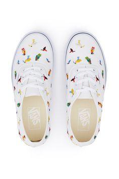 Vans, Bird Embroidery Authentic Sneaker