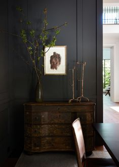Colin King interiors