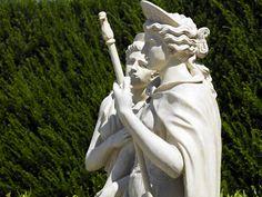 Parkfigur Greek, Exterior, Statue, Art, Art Background, Greek Language, Kunst, Performing Arts, Sculptures