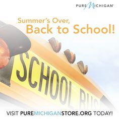 The Pure Michigan Online Store has everything you need to go back to school in style.