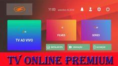SAIUUU!!!APLICATIVO PREMIUM DE TV ONLINE!! Tv, Smartphone, Youtube, Apps, Movies, Youtubers, Youtube Movies, Television Set