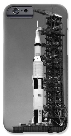 Apollo 11 #iPhone6 #phonecase ©NASA/Science Source #gifts
