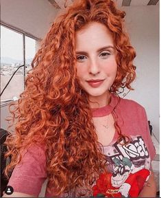 Beautiful Red Heads 02 Long Red Hair, Long Curly Hair, Curly Hair Styles, Natural Hair Styles, Cabelo Inspo, Red Curls, Red Hair Woman, Red Hair Don't Care, Redhead Girl