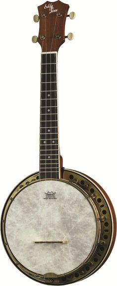 Eddy Finn banjolele