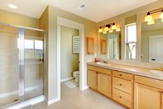 The $150 Bathroom Redo - you won't believe what you can do with this small budget!