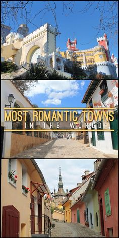 Are you looking for awesome places to visit with your partner? Check out our list of 21 of the Most Romantic Towns in the World which includes Positano (Italy), Bled (Slovenia) and Fira (Slovenia).