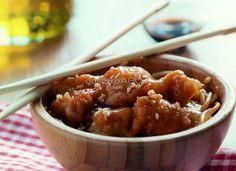 Kínai szezámmagos csirke   Receptek