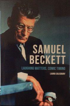 #beckett #comedy #essay #book #cover