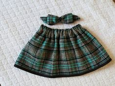 Check out this item in my Etsy shop https://www.etsy.com/listing/259774915/blue-plaid-flannel-gathered-skirt
