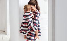 Im #Partnerlook: #Mutter und #Tochter in der neuen Kollektion von mint