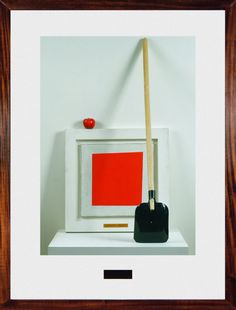 BRACO DIMITRIJEVIC MALEVITCH RED SQUARE Date : 2005 Support : Photographie Dimension : 160 x 120 cm