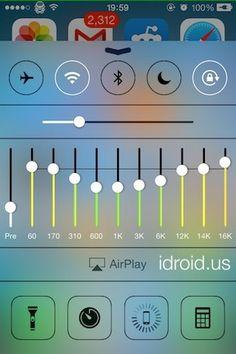 Cydia Tweak EqualizerEverywhere v1.5.9 | idevice and android news