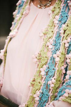 Water Lily Shawl - I Like Crochet
