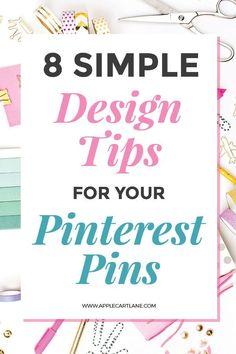 Pinterest Design, Pinterest Pin, Social Media Trends, Social Media Plattformen, Graphic Design Tips, Web Design, Design Ideas, Design Tutorials, E-mail Marketing