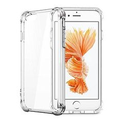 iPhone 8 Case,Apple iPhone 7/iPhone 8 Crystal Clear Shock Absorption Technology #UnbrandedGeneric