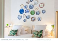 Im already collecting plates for the new dining room wall!!