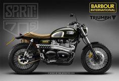 Triumph by Barbour. H&Co.