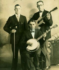 Bluegrass Messengers - Charlie Poole and the North Carolina Ramblers