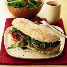 Sandwichs au bœuf