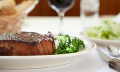 Sirloin Steak, Sides and Glass of Wine for Two or Four at The Three Chimneys Smokehouse & Grill Restaurant Vouchers, Restaurant Deals, Dinner For Two, Dinner Menu, Dinner Entrees, Smokehouse Grill, Ny Strip Steak, Dry Aged Beef, Sirloin Steaks