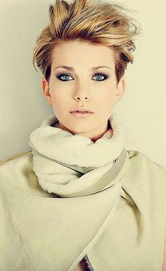 Cool Trendy Short Haircuts
