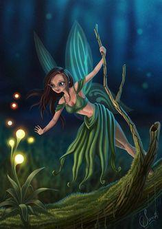 Fairy by stakez131290.deviantart.com on @deviantART
