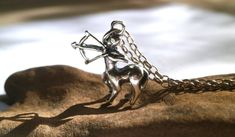 Excited to share the latest addition to my #etsy shop: Silver Pendant, Sagittarius Necklace, Zodiac Pendant, Sagittarius Zodiac charm, Astrological Sign Centaur, Archer Bow, Archer Necklace https://etsy.me/2Kh7MkQ #jewellery #necklace #women #zodiac #symbol #silver
