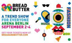 Bread&Butter by Zalando: Der Countdown läuft: Vom 2. bis 4. September findet in der Arena Berlin die erste Bread&Butter by Zalando statt. Die Trend Show ist für alle geöffnet und feiert die neue Mode unter dem Motto: NOW – Das Neueste in Sachen FASHION, MUSIC und FOOD. Link: http://www.bold-magazine.eu/bread-butter-by-zalando/  #BOLDTHEMAGAZINE #BreadandButter16 #Fashion #Food #Music #ZalandoNOW