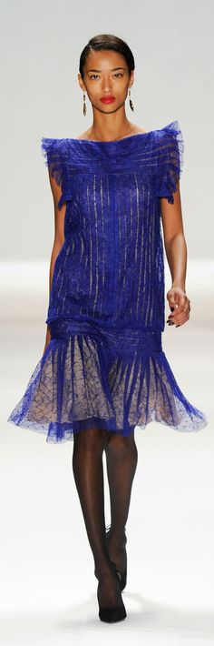 ✪ Tadashi Shoji - Fall 2012 ✪ http://www.stylebistro.com/runway/New+York+Fashion+Week+Fall+2012/Tadashi+Shoji/browse  (More on Runway)
